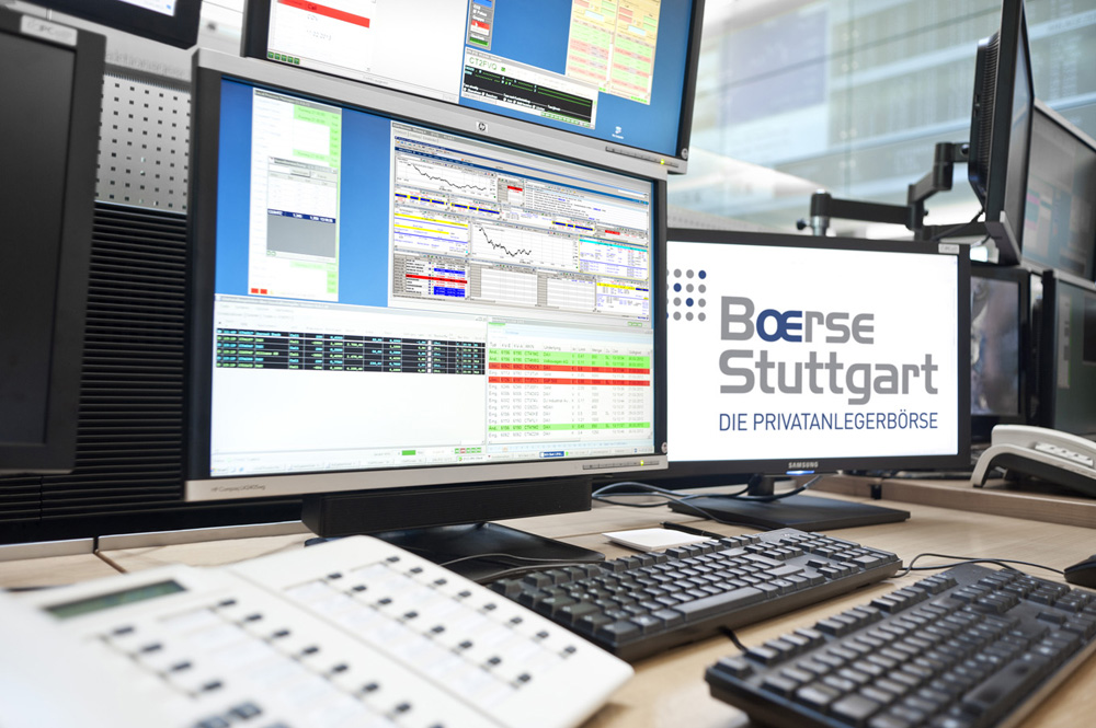 Stuttgart Börse открывает для институциональных инвесторов двери в мир криптовалют