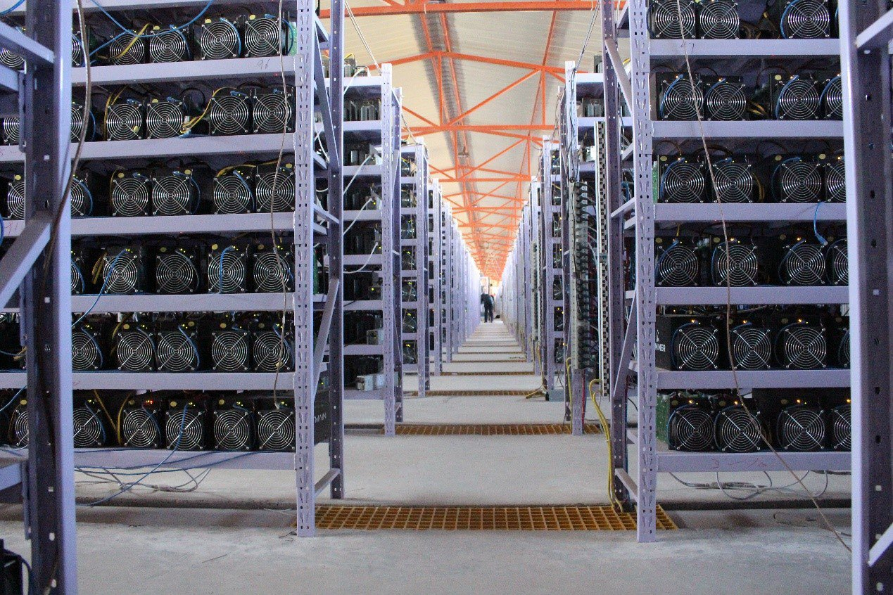 Китайцы помогут Пентагону заняться майнингом криптовалют