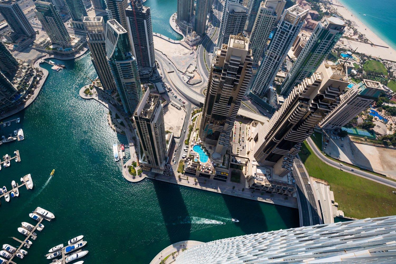 Департамент финансов Дубая запускает систему платежей на основе Blockchain для правительства ОАЭ