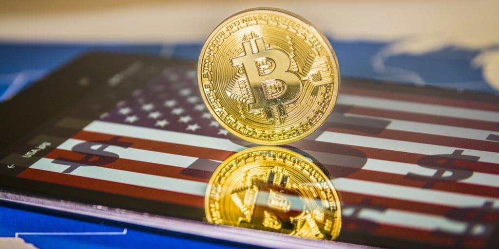 Рекордное число американцев хотят уйти от доллара США в криптовалюты