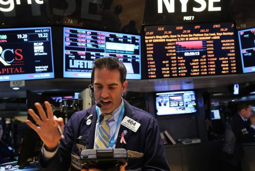 Трейдеры с Уолл-стрит хотят торговать криптовалютами также, как они покупают фьючерсы на нефть