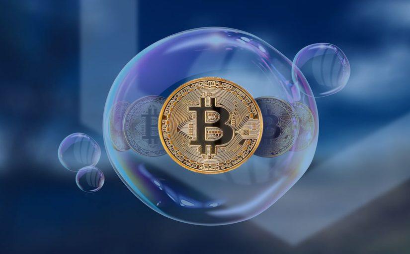 Петро Фебреро: никакого «пузыря» на рынке криптовалют не было и нет