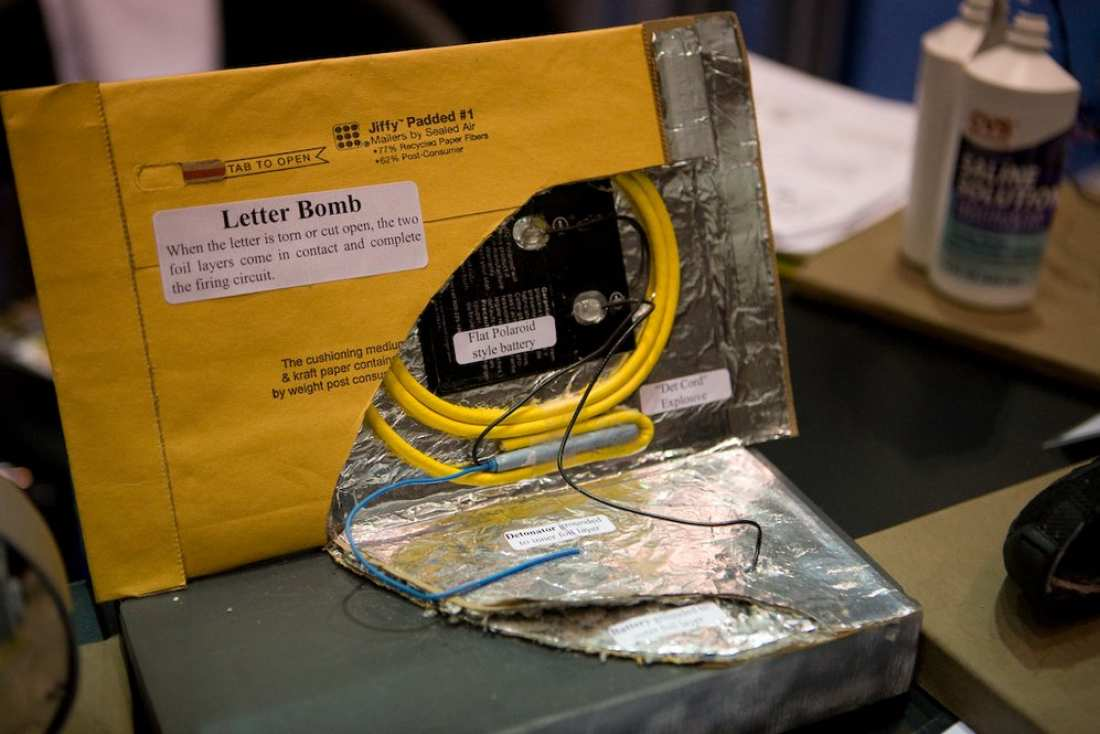 Житель Швеции отправил письмо с бомбой английской биткоин-бирже из-за отказа в смене пароля