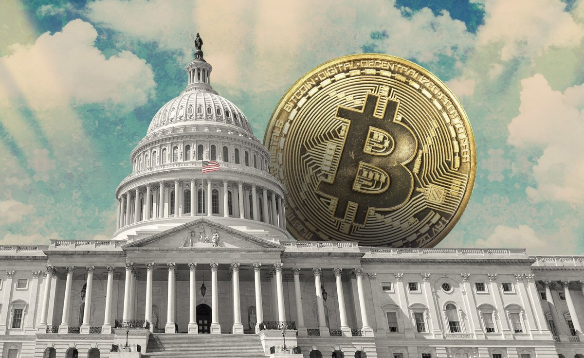 К власти в США пришли сторонники криптовалют