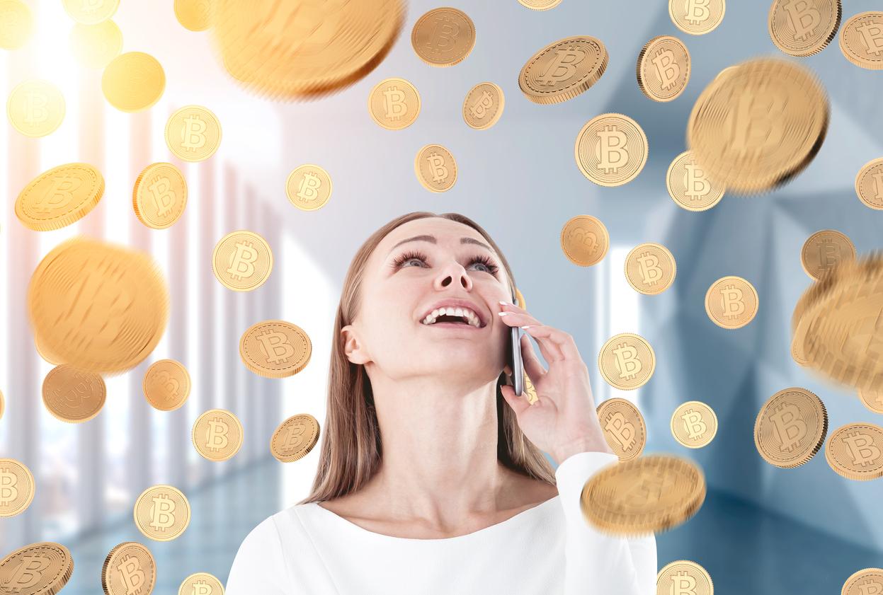 Исследование eToro: 43% женщин хотят или уже инвестировали свои сбережения в криптовалюты
