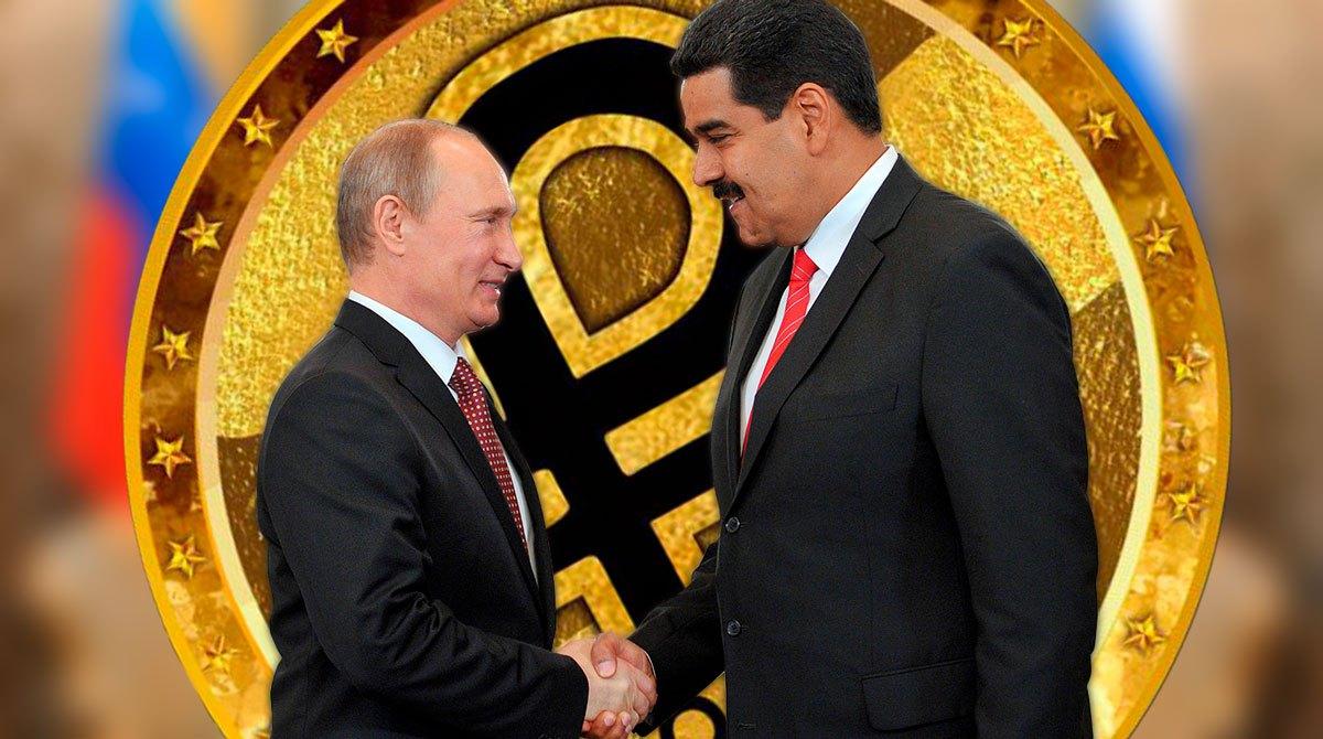 Президент Венесуэлы намерен убедить Россию перейти на расчеты в криптовалютах