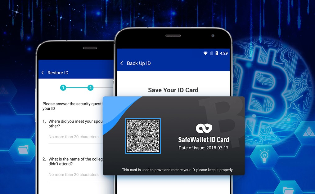 Crypto Wallet to Replace Private Keys With Encrypted QR Codes