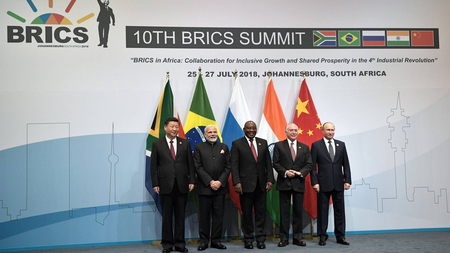BRICS Summit: Major Banks From Member States Sign MoU on DLT Research