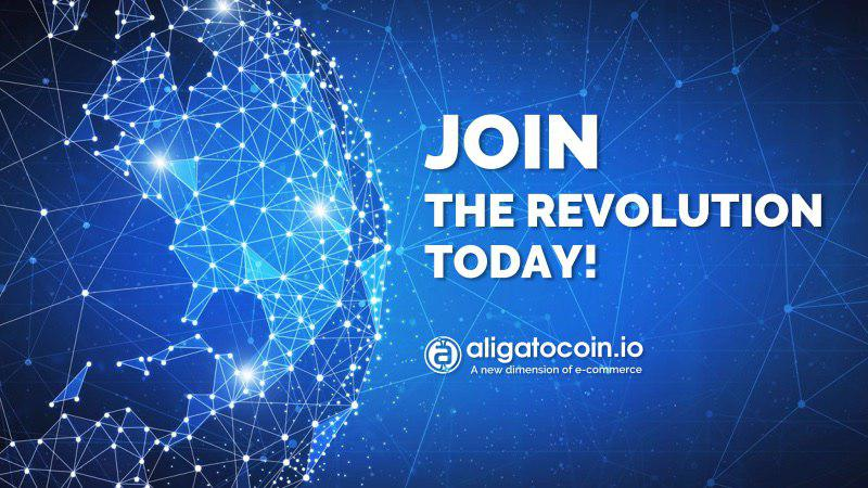 Aligato 2.0 – from online store to a blockchain marketplace
