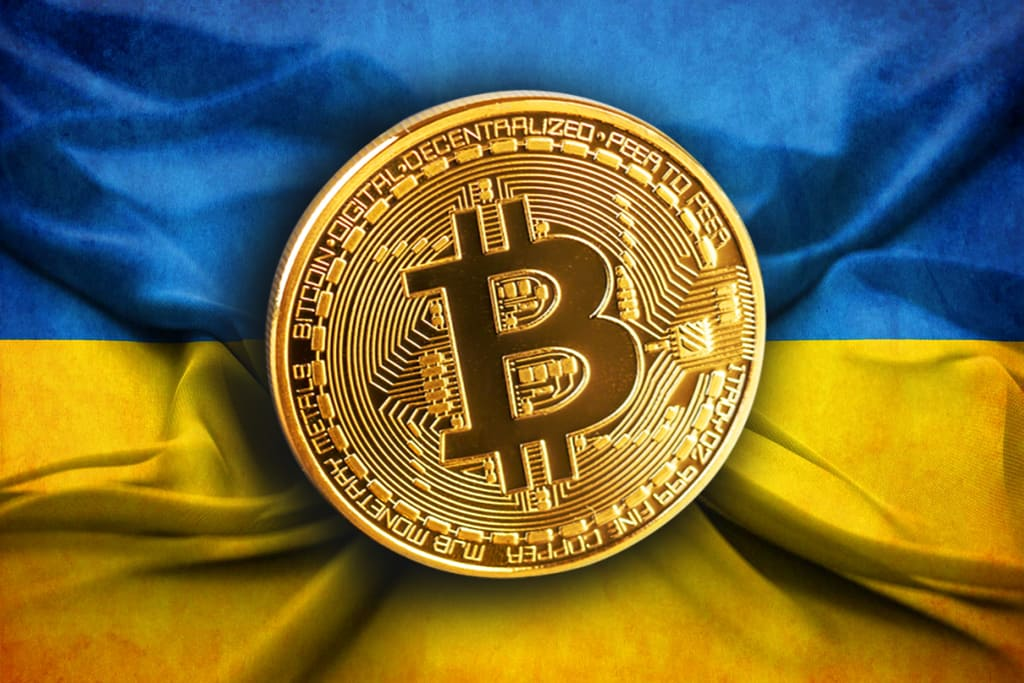 Ukrainian Parliament Proposes Tax Bill for Digital Currencies