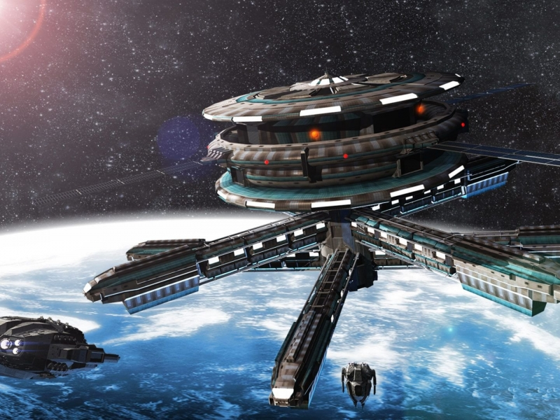 Blockchain Galaxy Game Enables Players to Build Spaceships, Buy Virtual Planets For Crypto