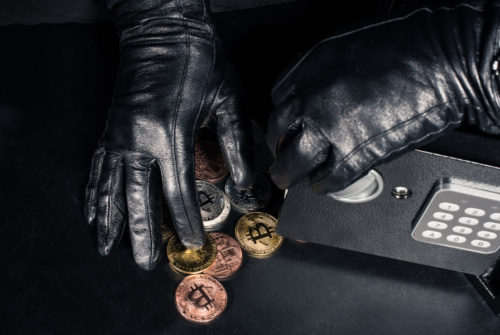 Crypto Thefts Have Tripled This Year, Totalling $540 Million So Far