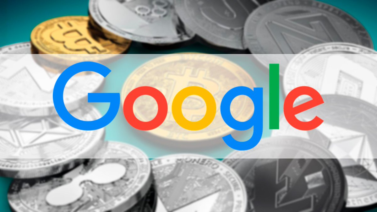 New Google Joke Advertisement Questions the Validity of Cryptocurrency as Money