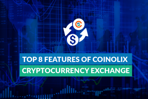 Top 8 Features Of Coinolix CryptoCurrency Exchange