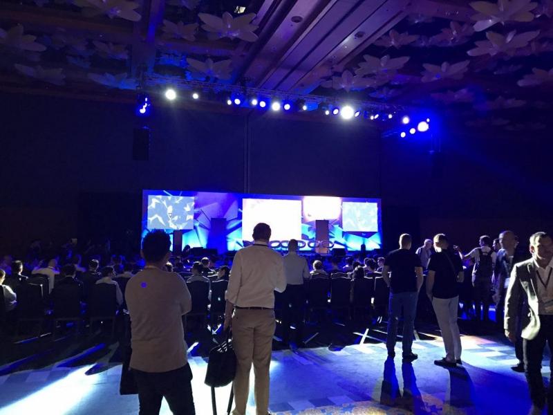 BlockShow Asia 2018 Starts in Singapore