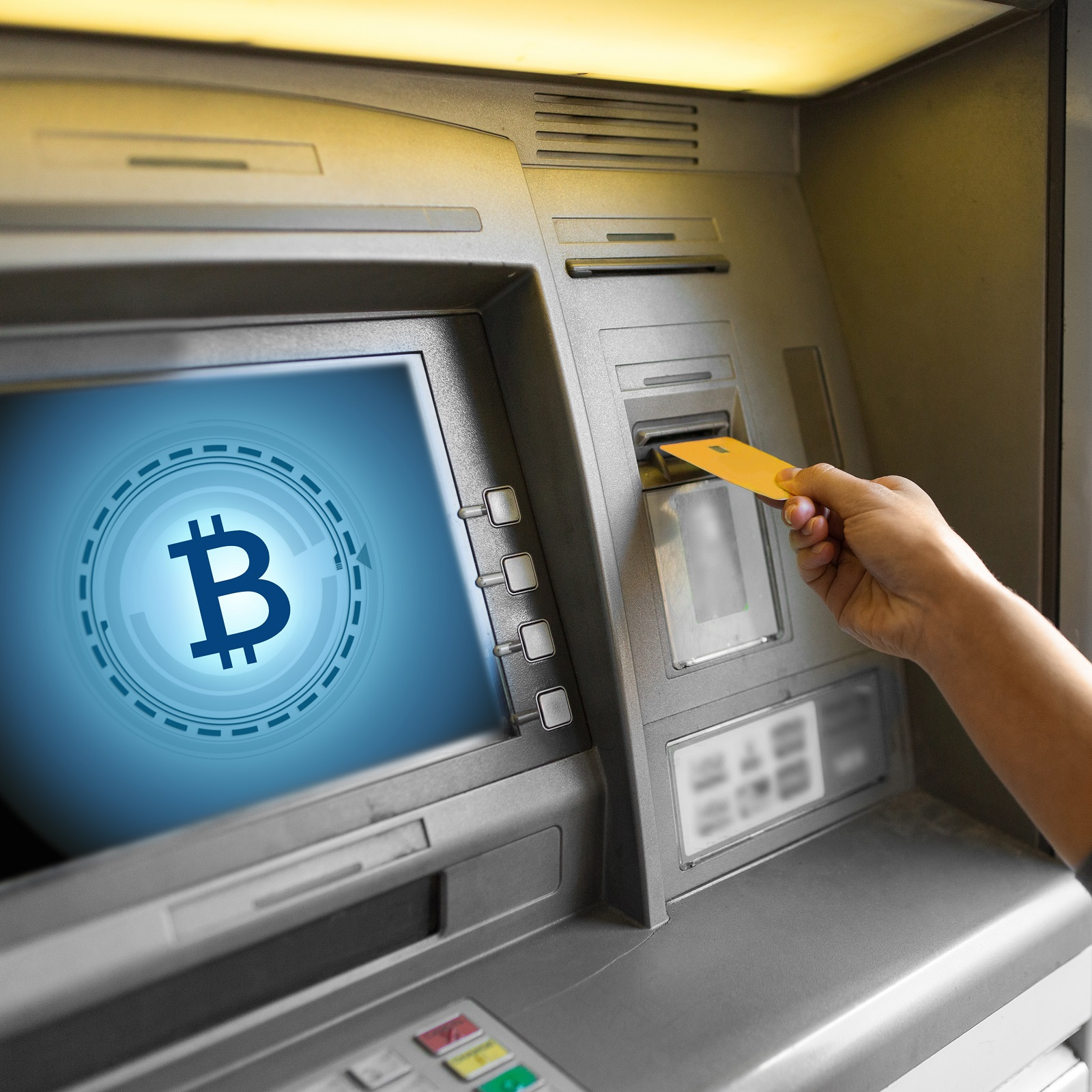 Major Philippines Bank Union Bank Launches Two-Way Crypto ATM: Report