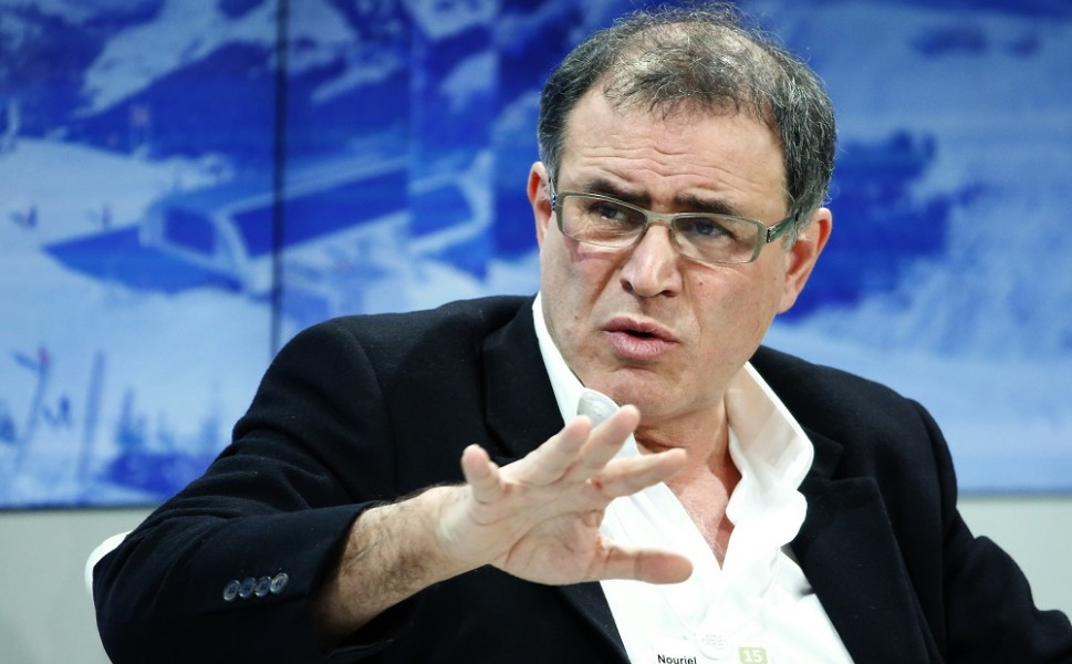 Nouriel Roubini: 'Cryptocurrency as a Technology Has Absolutely No Basis for Success'