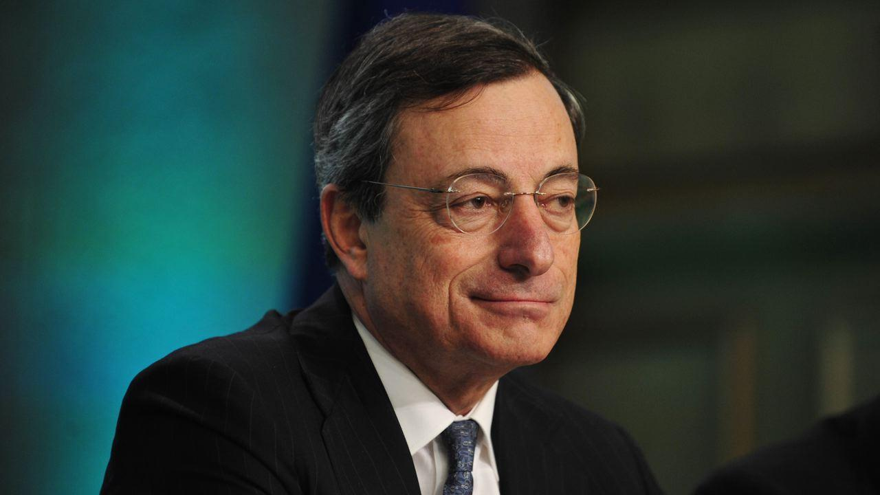 ECB President Mario Draghi: Cryptos Are Not Currencies, They Are Very Risky Assets