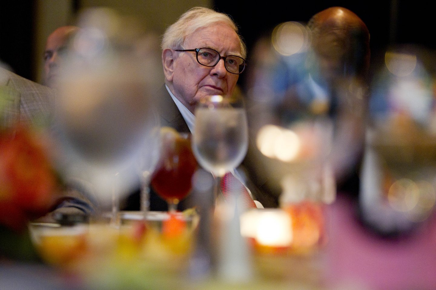 Circle CEO Accepts Justin Sun's Invitation to Warren Buffett Lunch