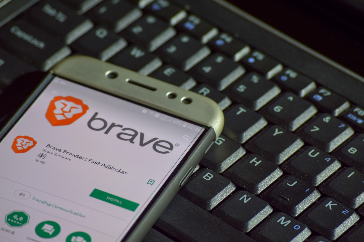 Brave Browser Sees 1,200% Increase of Registered Publishers Over Year