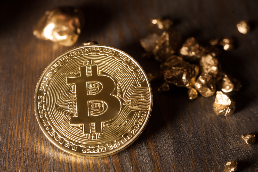 Bitcoin Price Correlation With Gold Nearly Doubled in Past 3 Months