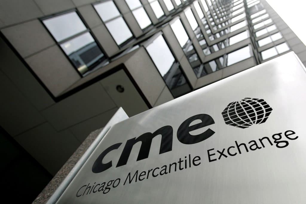 CME Asks CFTC to Double Bitcoin Futures Capacity as Interest Soars