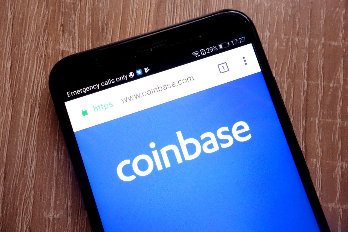Coinbase Considering Initial Exchange Offering Platform: Report