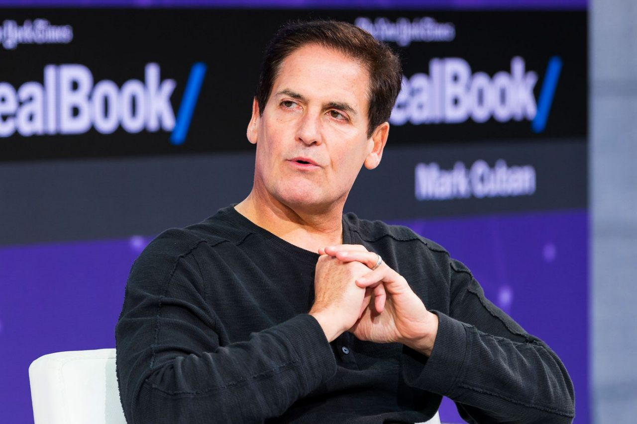 'I'd Rather Have Bananas': Tech Billionaire Mark Cuban on Bitcoin