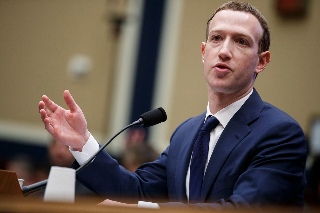 Zuckerberg Hearings Before Congress on Libra