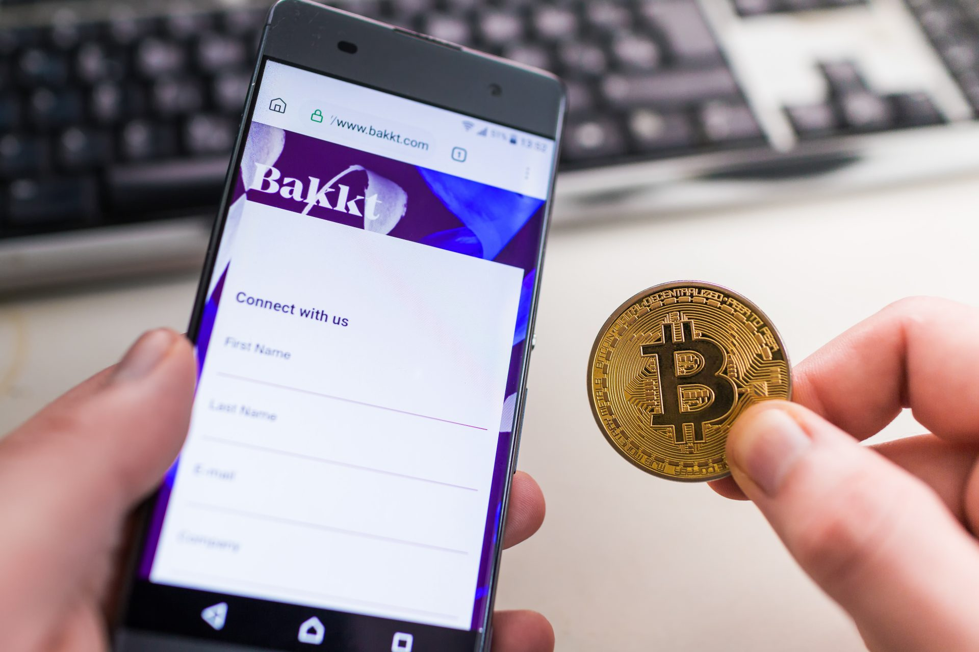 Bakkt Plans to Roll Out Cash-Settled Bitcoin Futures Contract