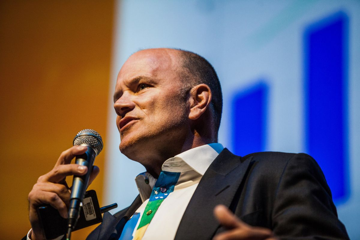 Mike Novogratz Says Bitcoin Will Hit $12K in 2020, Bets 1 ETH on Trump
