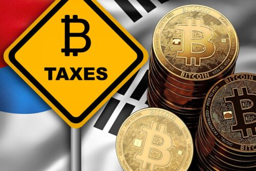 South Korea Considers Imposing a 20% Income Tax on Cryptocurrencies