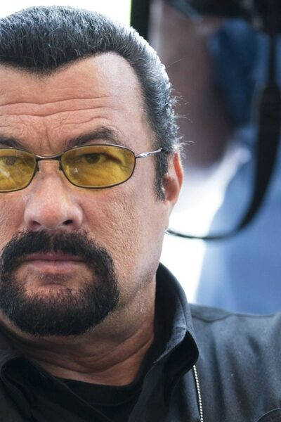 Steven Seagal Charged by SEC for Promoting 2018 ICO