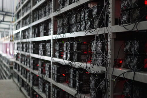 Russian Police Take Down an Illegal Bitcoin Mining Farm