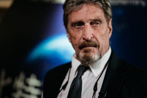 John McAfee Admits Ghost 'Copy-Pasted' From PIVX, Threatens Lawsuits
