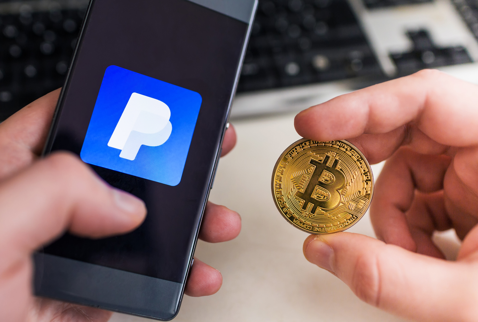 OKCoin Exec Says PayPal Will Boost Crypto Adoption, If Rumors True