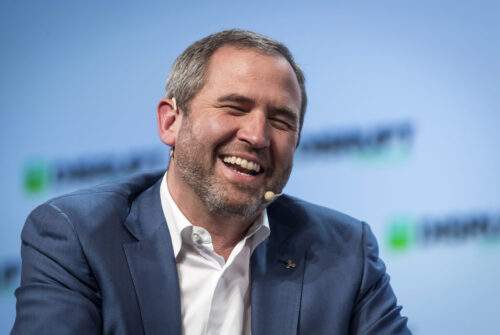 Ripple's Garlinghouse forecasts further loss of U.S. dollar value