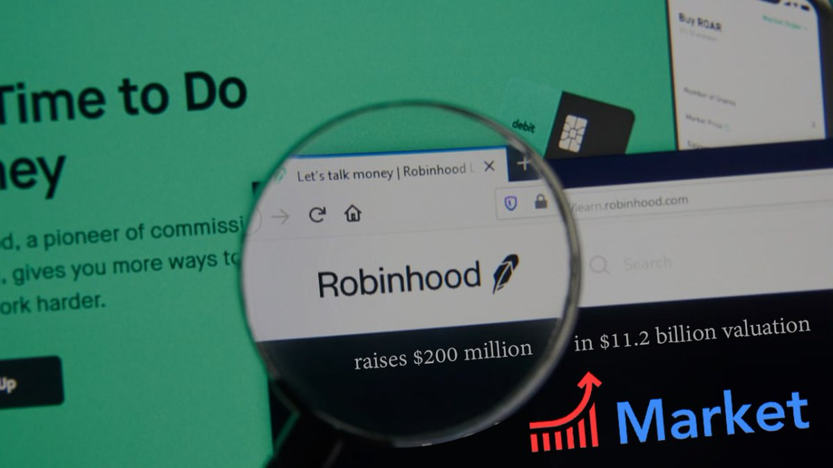 Robinhood cashes in on lockdown trading surge with $660M Series G funding