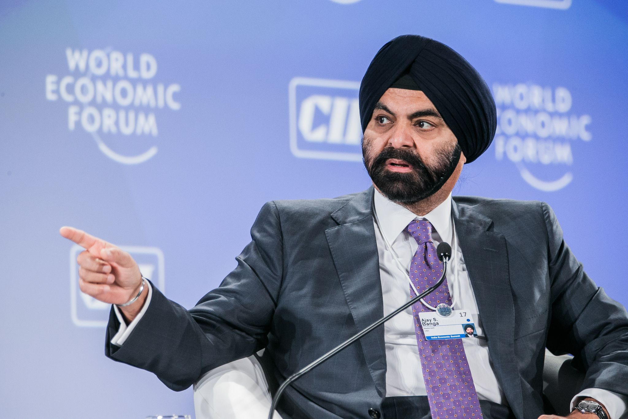 Bitcoin can't help bank the unbanked claims Mastercard CEO