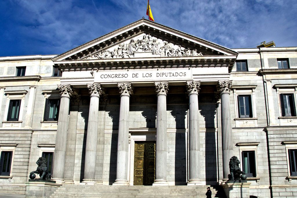 Spanish lawmakers get cryptocurrency in a bid to promote industry