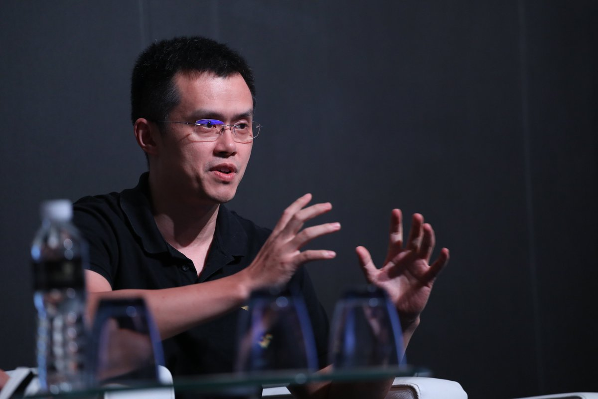 DeFi is here to stay despite signs of a bubble, says Binance CEO