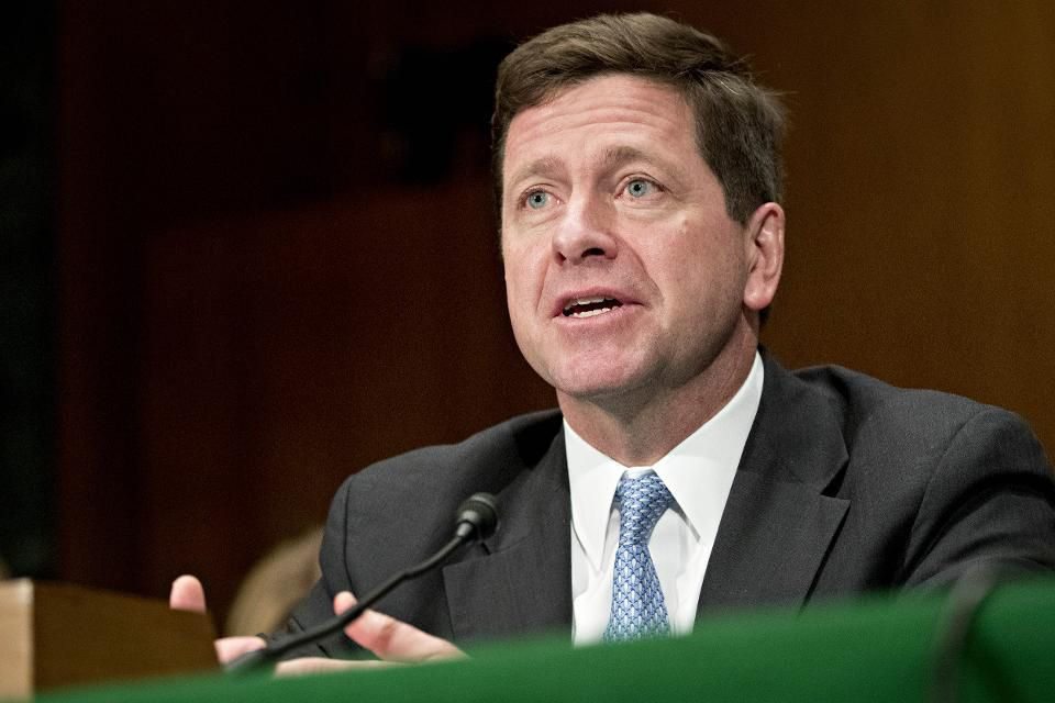 Jay Clayton will step down as US SEC chair by year's end