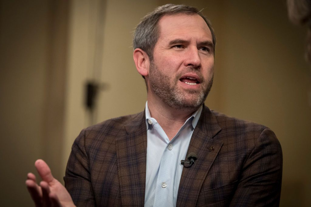 Garlinghouse: Ripple would still thrive even if XRP were declared a security