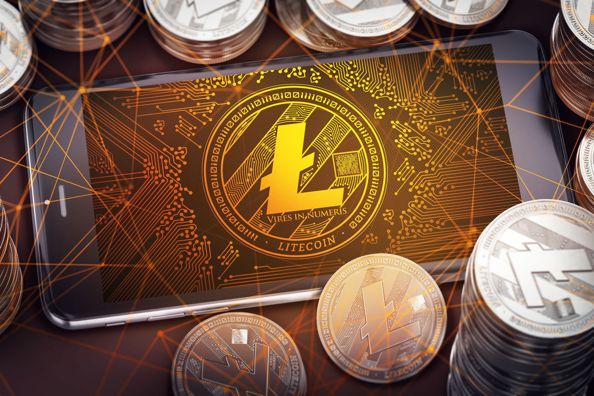 Litecoin briefly flips XRP as 4th largest crypto amid Ripple–SEC spat