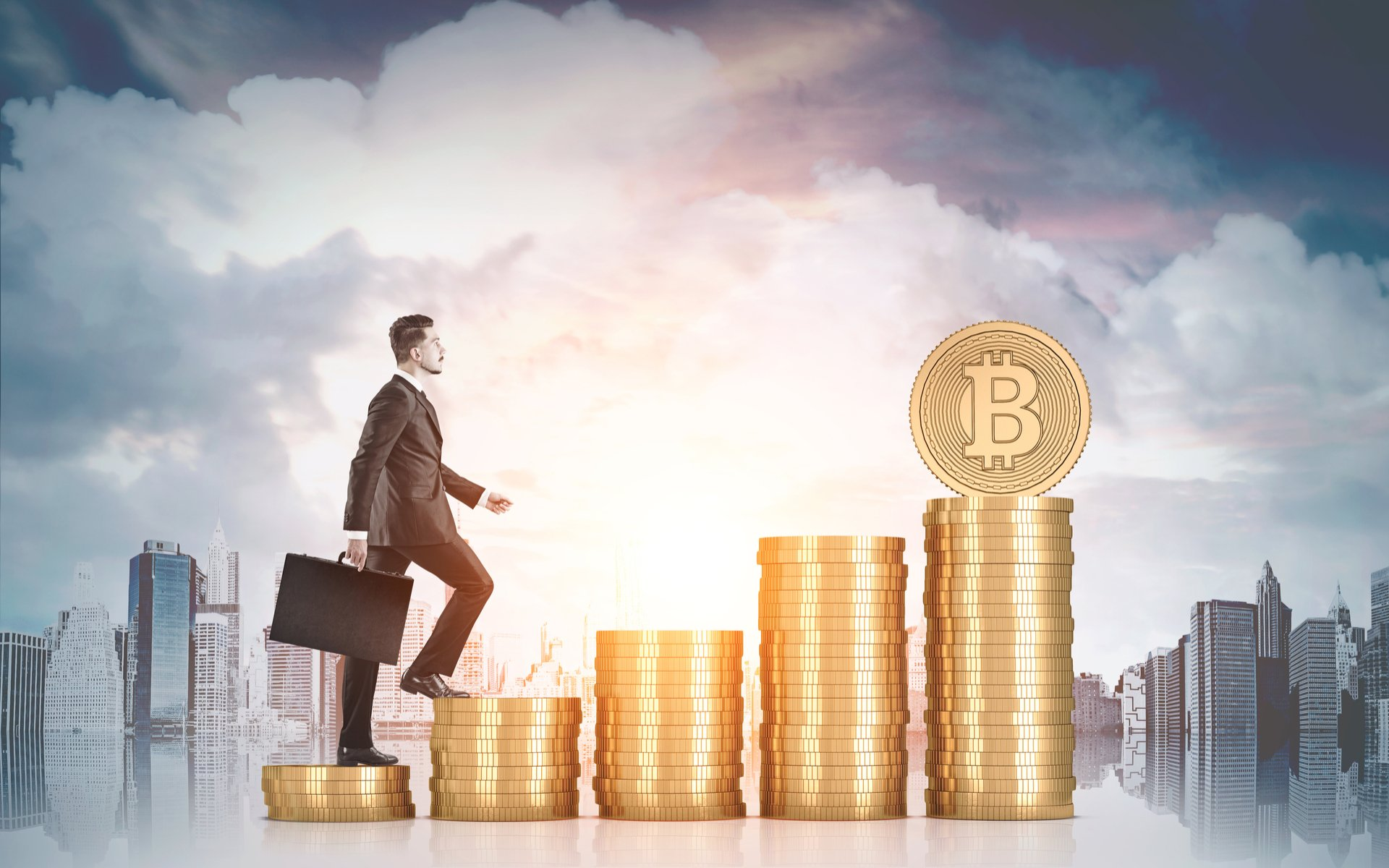 Number of financial planners investing in crypto increases by 50%