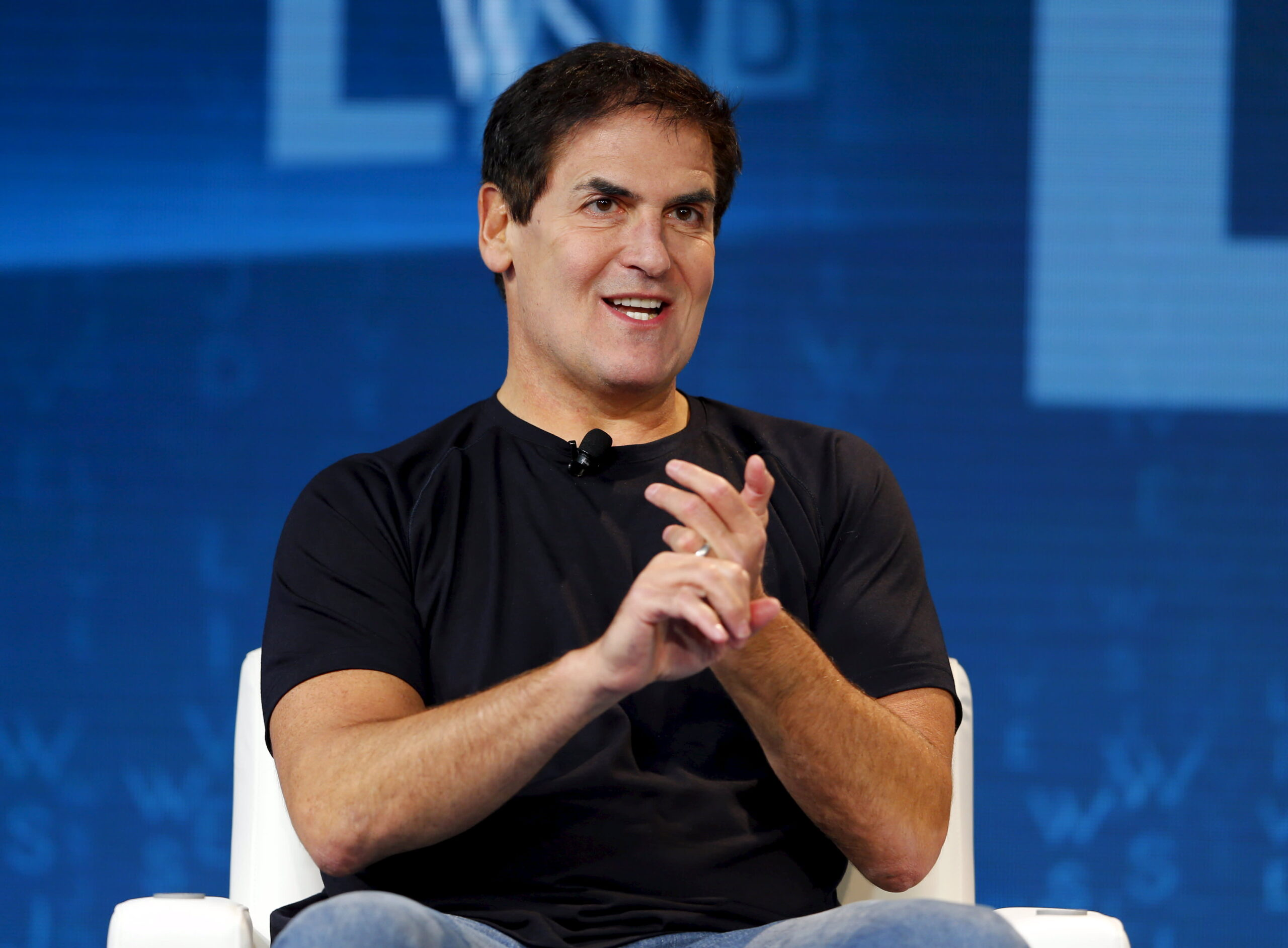 Mark Cuban thinks Wall Street stands no chance against digital natives