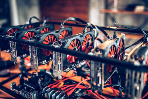GPU hardware firm riles gaming community by flirting with crypto miners