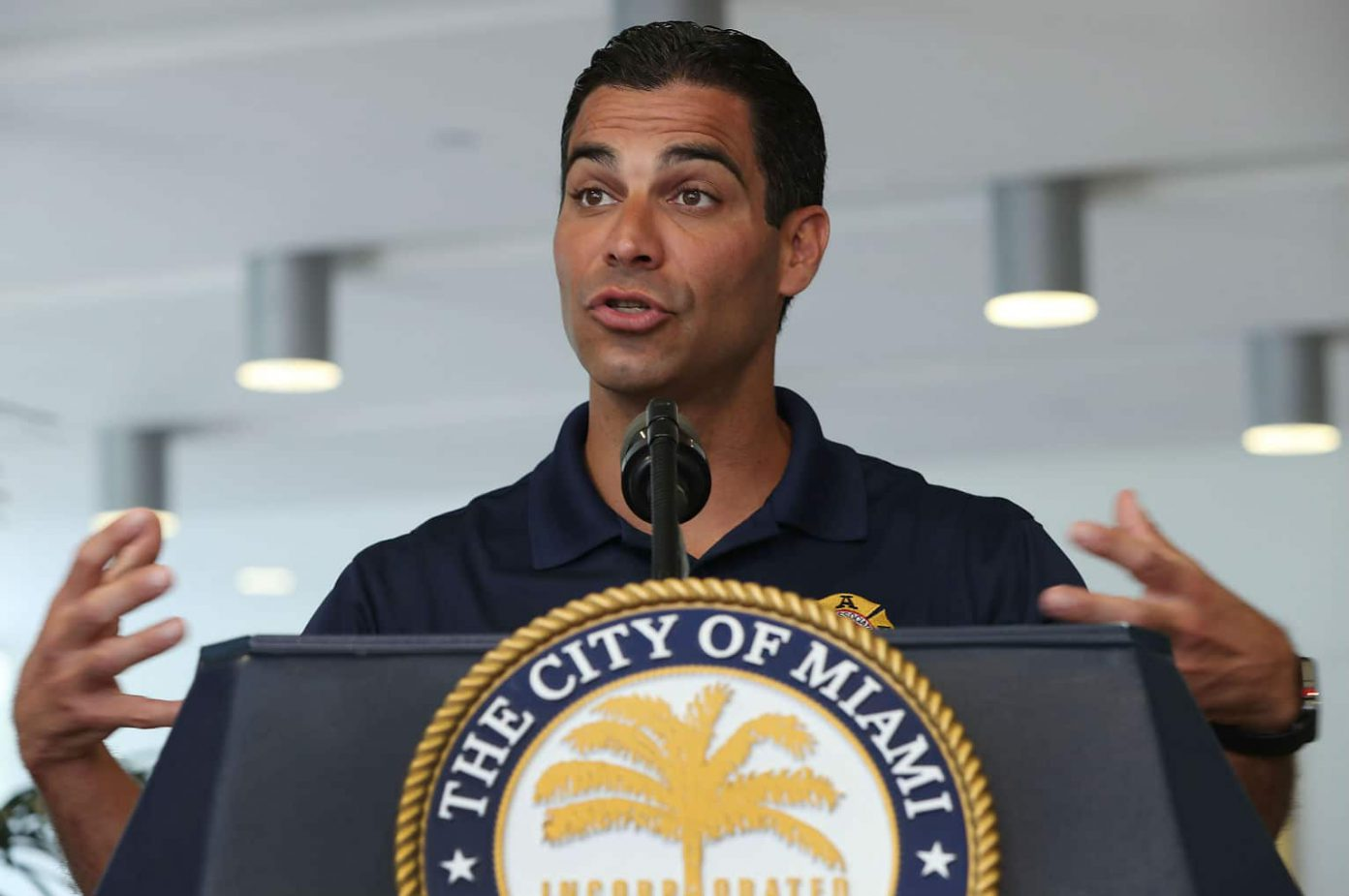 90% of Bitcoin mining comes from 'dirty energy,' Miami mayor says