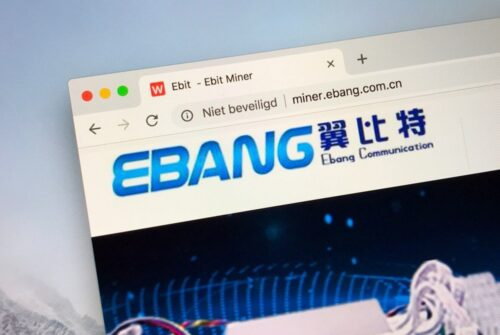 Bitcoin miner firm Ebang launches Ebonex crypto exchange