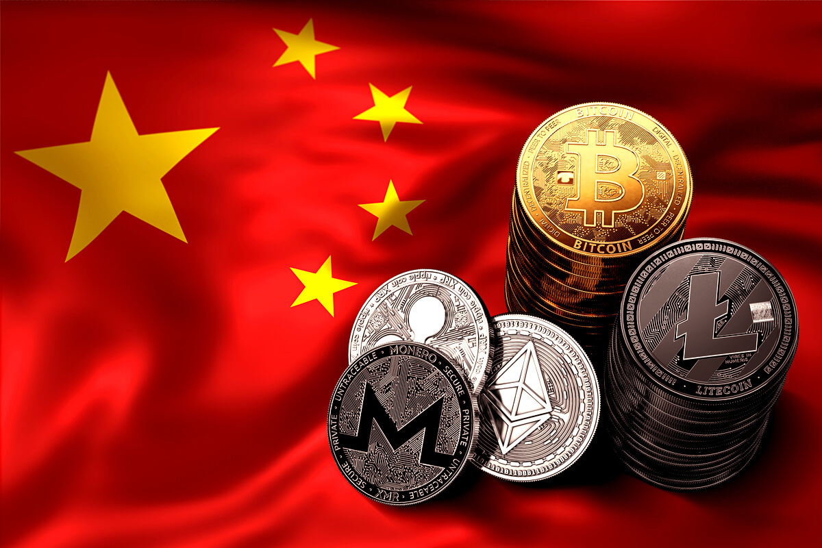 China to 'maintain a high-pressure situation' on crypto, official says